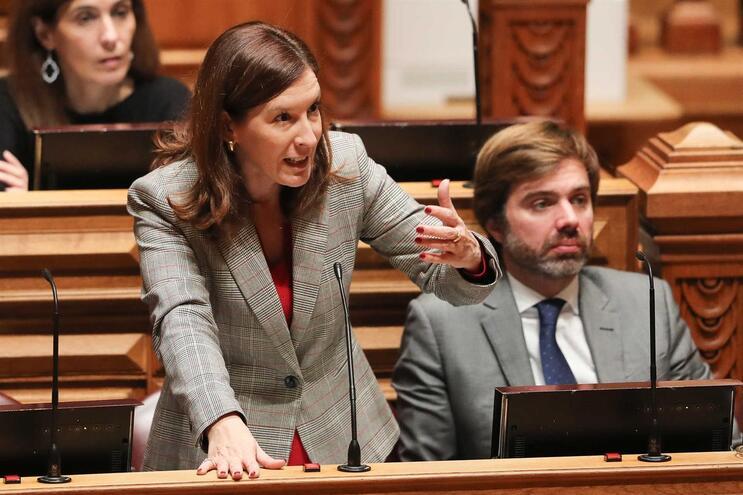 A líder parlamentar do CDS-PP, Cecília Meireles