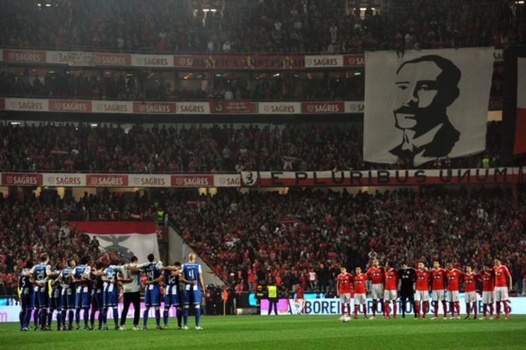 Os olhos da Europa postos no futebol português