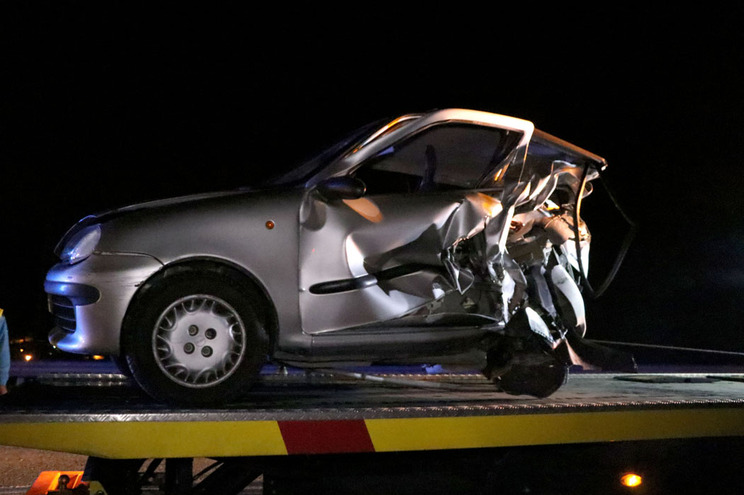 Número de acidentes aumentou (de 74.425 para 74.647)