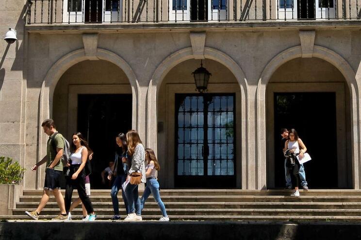 Escola Secundária Carolina Michaelis, Porto