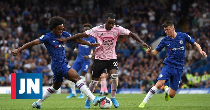 Chelsea empate frente ao Leicester