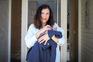 Marta Vilaça, mãe do Afonso e médica, sente a falta dos afetos da família