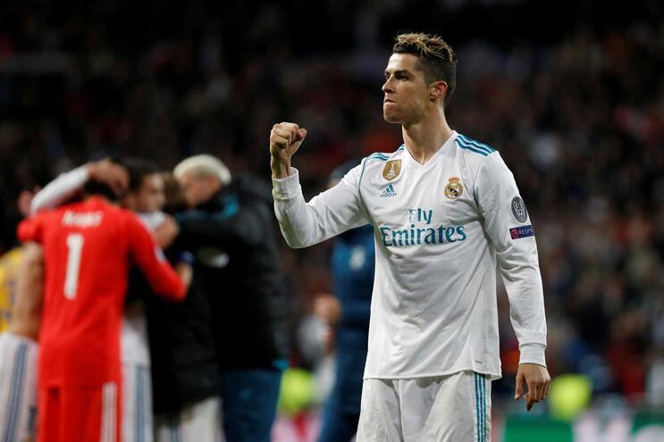 Ronaldo reencontra Real Madrid em agosto
