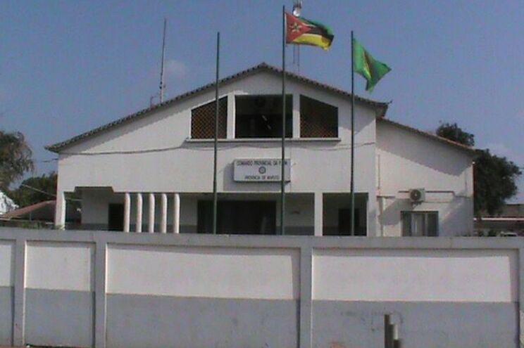 Comando provincial da polícia de Maputo