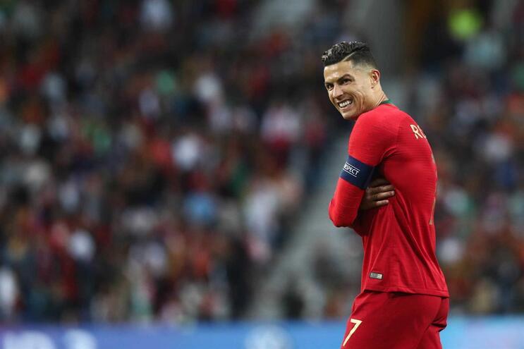 Cristiano Ronaldo faz revelação sobre a lesão da final do Euro2016