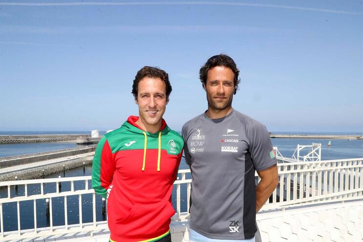 Jorge Lima e José Costa