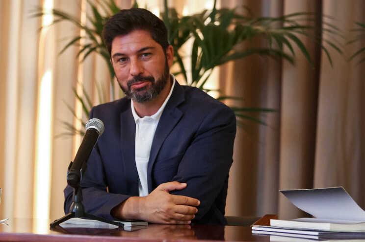 Tiago Guedes, diretor do Teatro Rivoli, no Porto