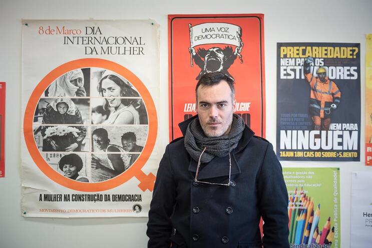 Artista Miguel Januárioprepara criação de partido político