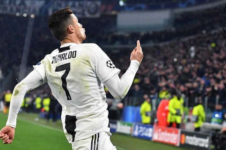 Cristiano Ronaldo com recuperação em tempo recorde