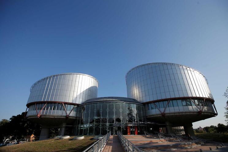 A sede do Tribunal Europeu de Direitos Humanos, em Estrasburgo, França