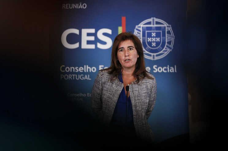 Ana Mendes Godinho, ministro do Trabalho e da Segurança Social