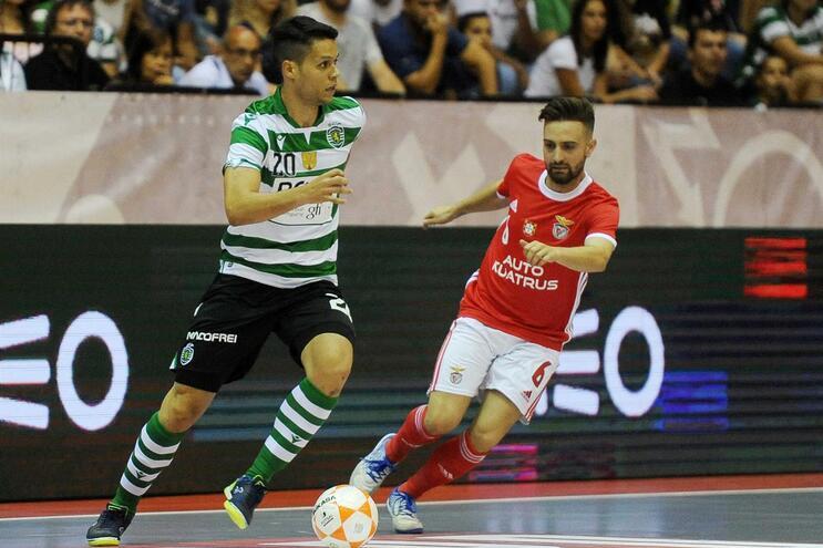 Dezoito detidos por suspeita de participação em rixa na Supertaça de Futsal