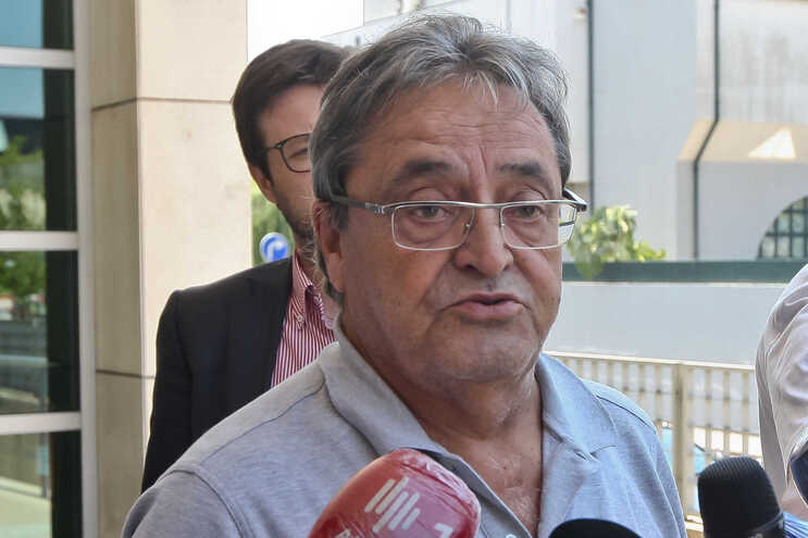 António Freitas, presidente do Desportivo das Aves