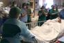 Terceiro infetado com alta no Hospital de Gaia teve direito a aplausos