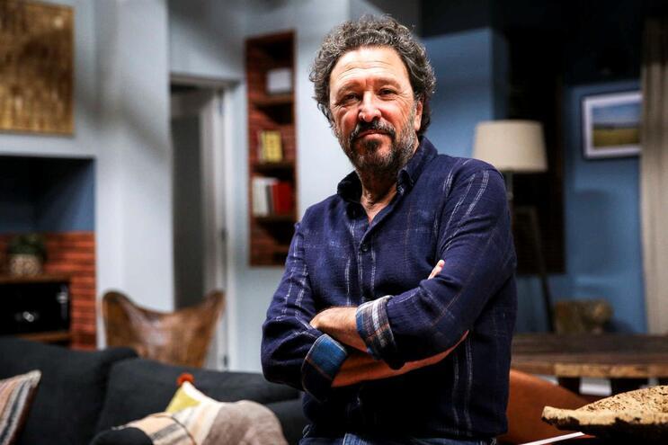"""Fernando Luís também faz de inspetor na nova novela da SIC, """"Terra Brava"""""""