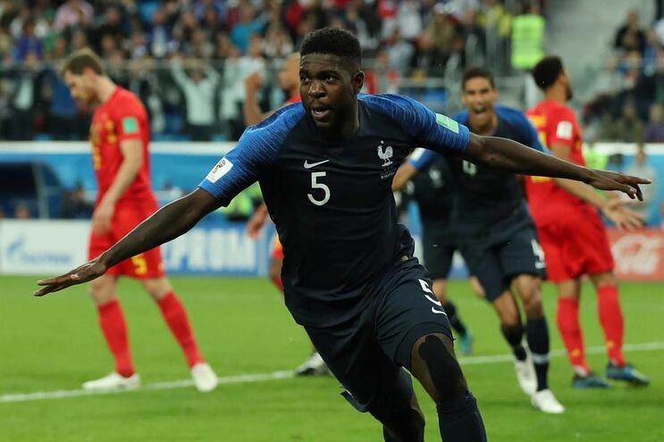 Umtiti qualifica a França para a final