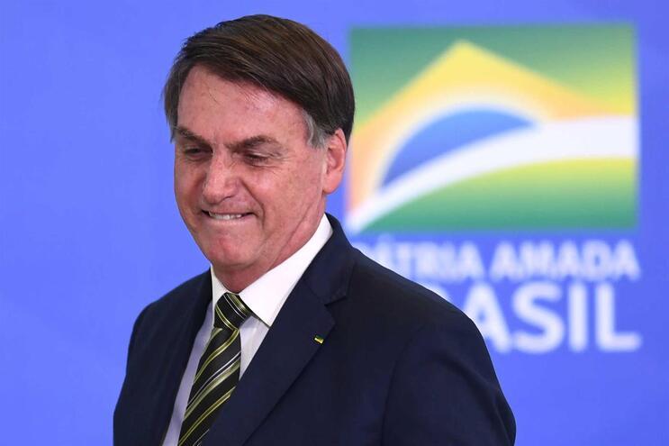 Presidente brasileiro nega acusação e pede divulgação do vídeo em causa