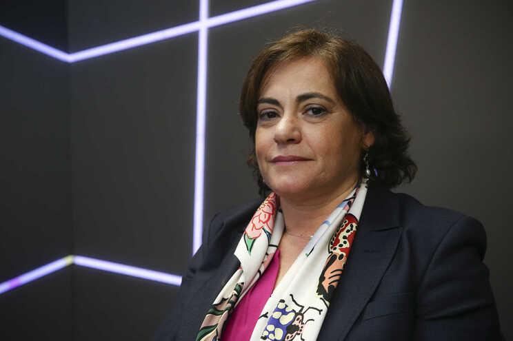 Presidente da CMVM, Gabriela Figueiredo Dias