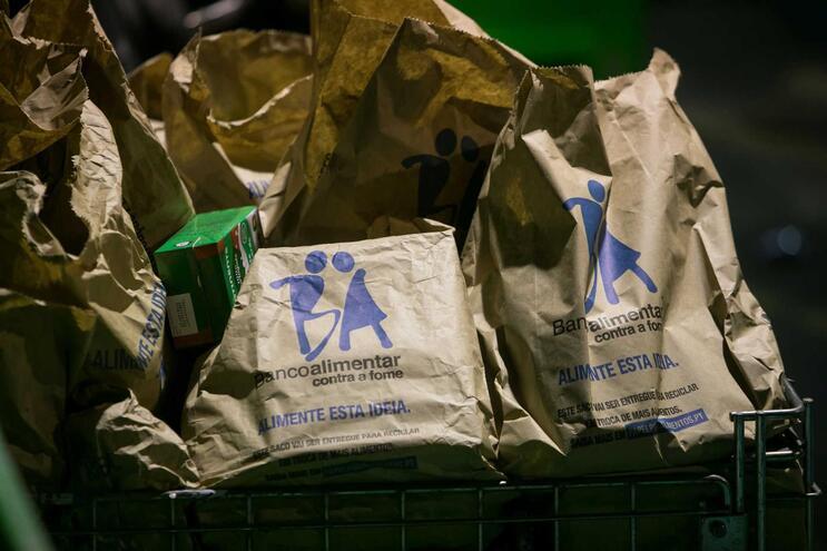 Banco Alimentar contra a Fome recolheu mais de 2100 toneladas de alimentos em dois dias