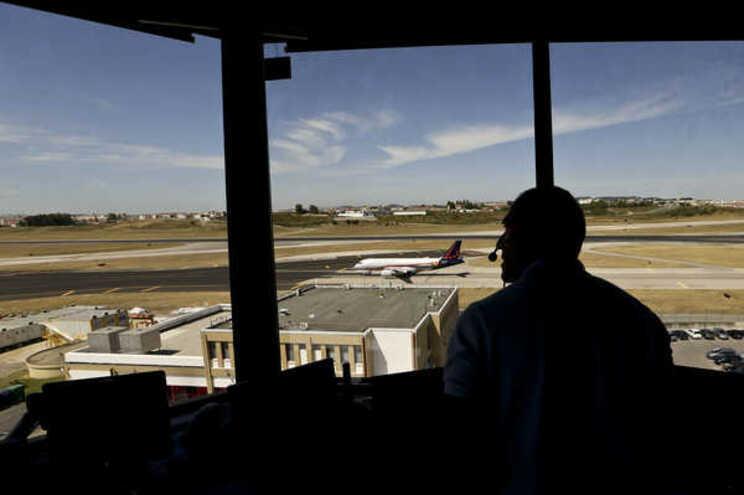 Aeroporto Humberto Delgado, em Lisboa