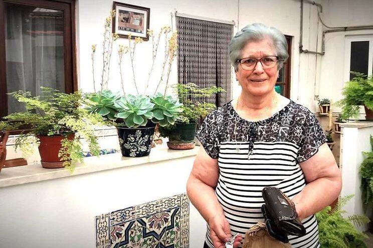 Foi a sogra quem facilitou a entrada de Maria Isilda na Annin & Company