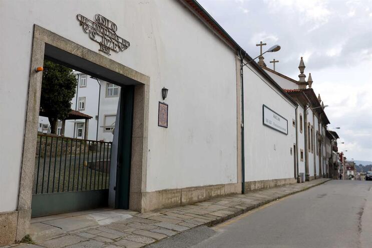 Asilo de S. José, freguesia de S. Vicente