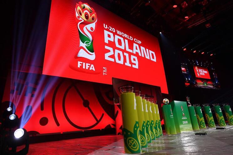 Portugal encontra Argentina na fase de grupos do Mundial sub-20