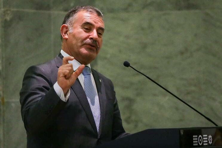 Emídio Sousa, presidente da Câmara Municipal de Santa Maria da Feira