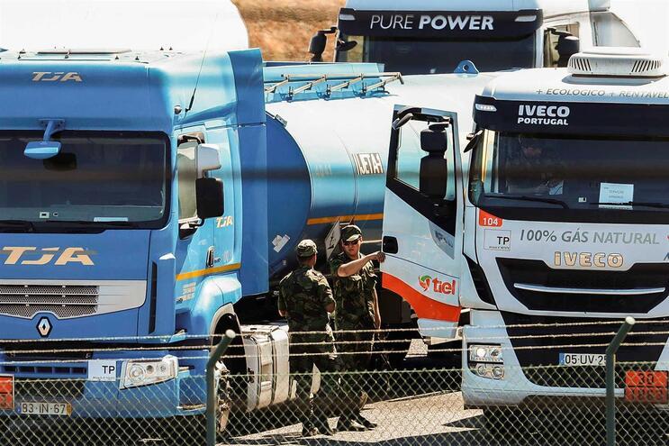 Militares fizeram 161 transportes de combustíveis durante a greve