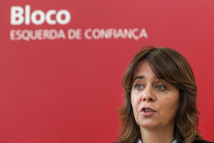 """Catarina Martins diz que """"80% das autarquias em Portugal são pequenas autarquias"""""""
