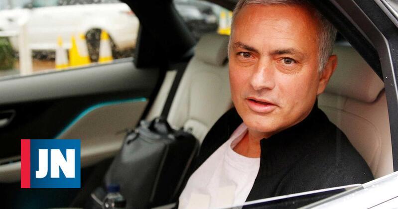 London calling. Mourinho apontado ao Tottenham