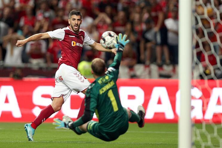 Braga vence Brondby e marca duelo com o Spartak no play-off