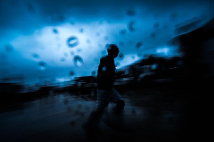 Previsão de precipitação por vezes forte, acompanhada de trovoada