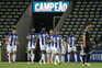 O F. C. Porto recebe, este sábado, o Braga