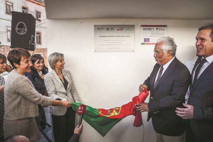 Costa vê CNE isentar périplo inaugurativo de centros de saúde pelo país