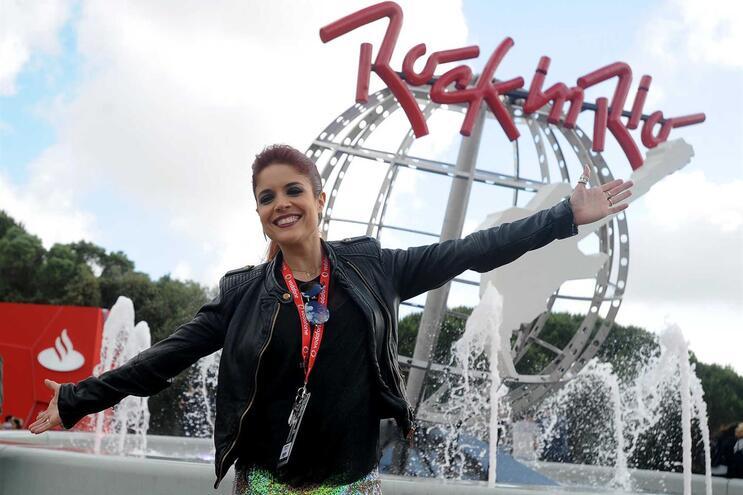 """Roberta Medina: """"É mais importante a saúde de todos do que o adiamento do Rock in Rio"""""""