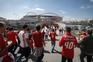 Benfica repôs venda de bilhetes confiante que jogo com F. C. Porto seja aberto ao público