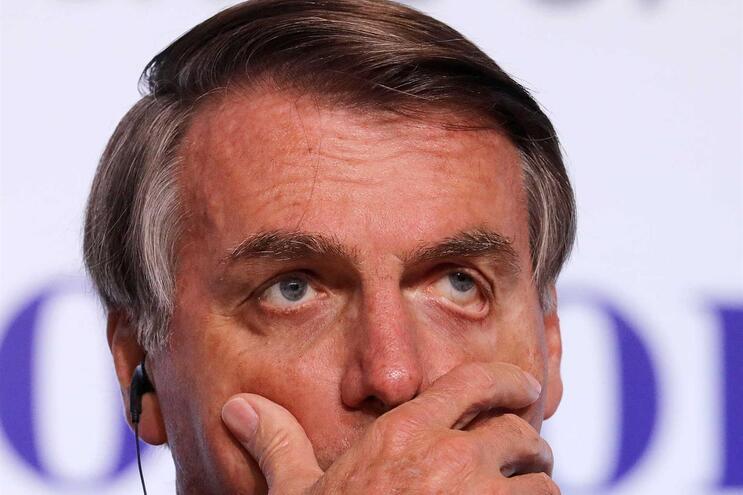 Jair Bolsonaro, presidente do Brasil