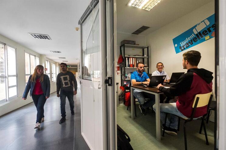 Politécnico de Bragança lidera lista, com oito cursos sem alunos