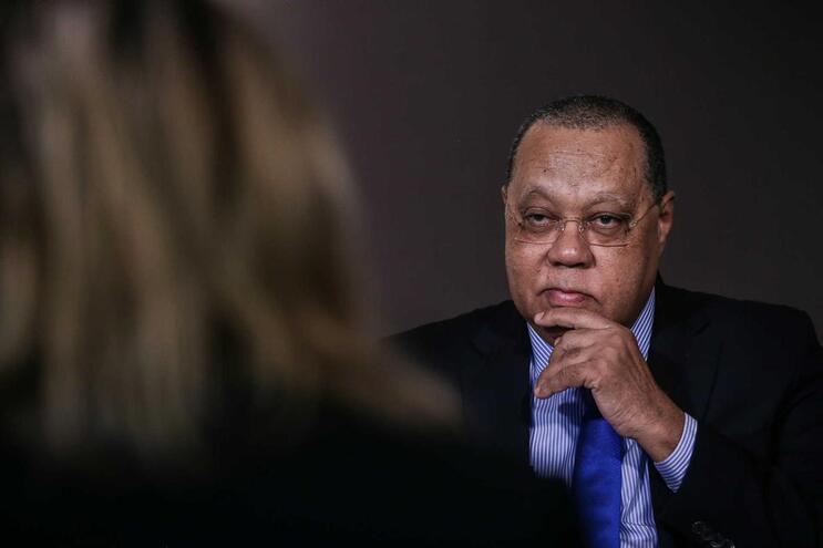 O procurador-geral da República (PGR) de Angola, Hélder Pitta Grós