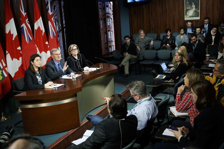 Autoridades de saúde do Canadá confirmaram primeira morte no país por Covid-19