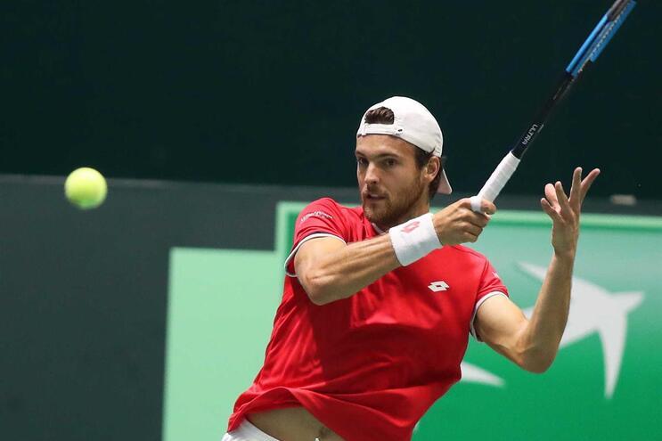 João Sousa é o primeiro cabeça de série português num torneio ATP