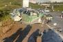Carro em despiste mata GNR, jovem e faz quatro feridos na A42