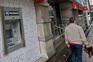 """Mais de duas mil caixas """"multibanco"""" desapareceram em 10 anos"""