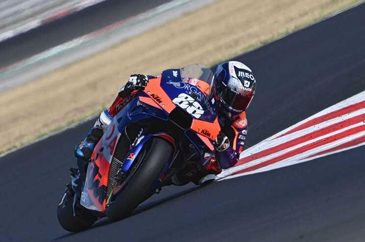 Miguel Oliveira termina GP de Teruel na sexta posição