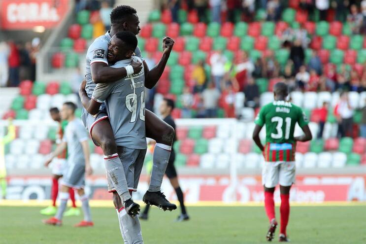 Desportivo das Aves vence na Madeira e ganha alento na I Liga