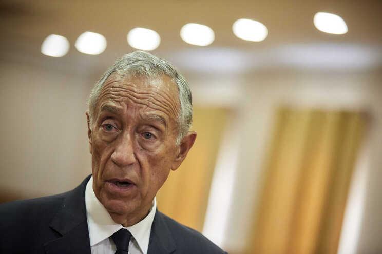 """Marcelo Rebelo de Sousa: """"Espero que na próxima época já haja público"""""""