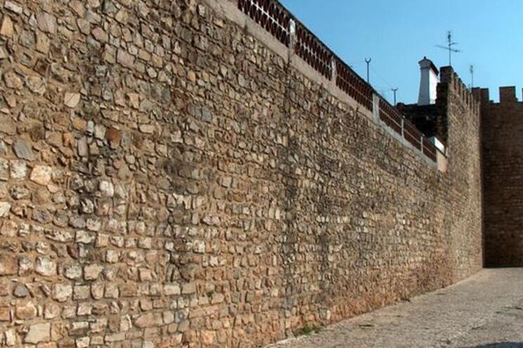 Castelo de Borba em obras de reabilitação e restauro