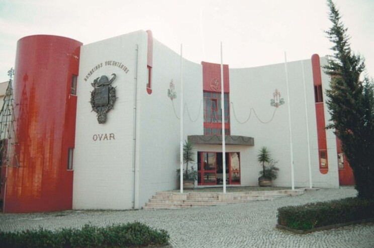 Fisioterapia do Hospital de Ovar passa para ginásio dos bombeiros