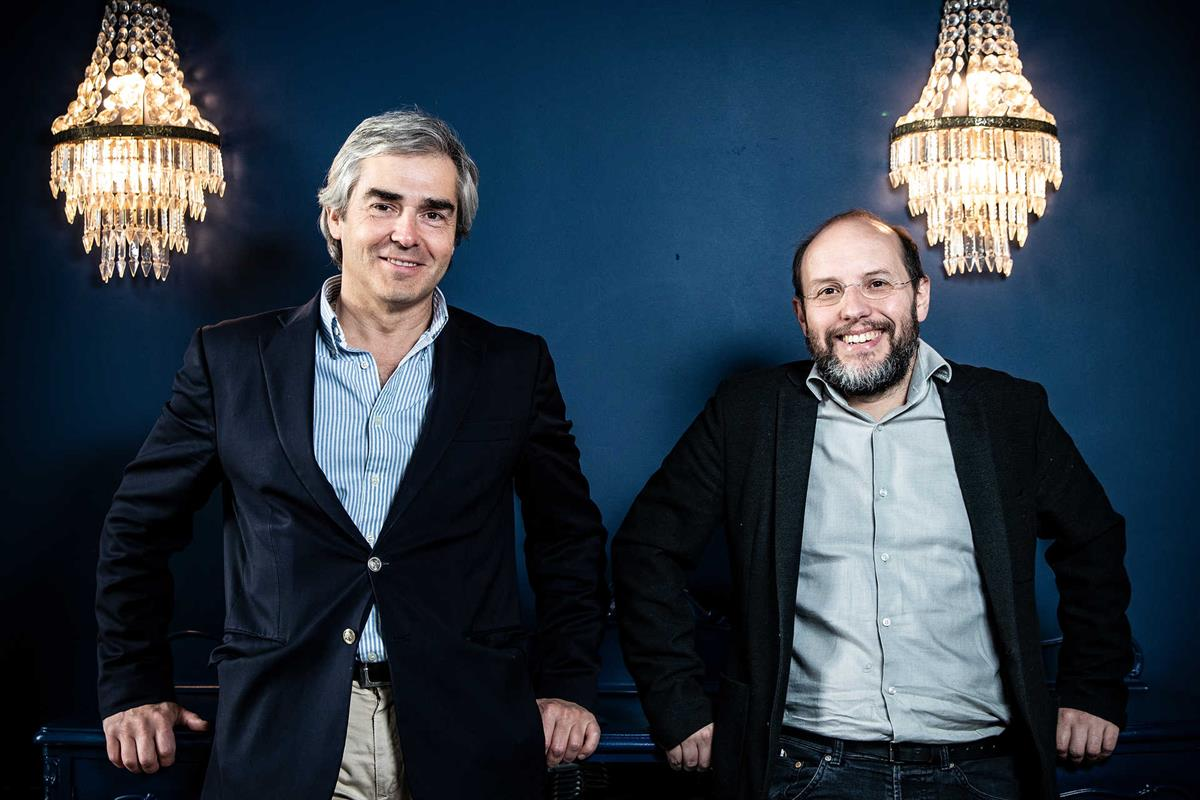 Diálogos improváveis à mesa: Nuno Melo e Rui Tavares